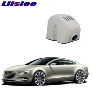 LiisLee Car Road Record WiFi DVR Dash Camera Driving Video Recorder For Audi A7 4G 2010-2016 Car