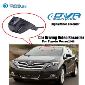 YESSUN Car DVR Driving Video Recorder Mini Control APP Wifi Camera Registrator Dash Cam Night Vision for Toyota Venza2013
