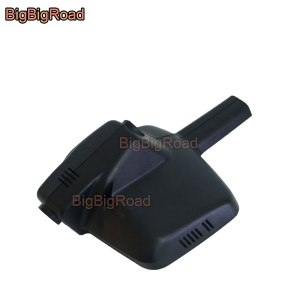 BigBigRoad For Peugeot 408 2015 2016 2017 2018 Car wifi DVR Video Recorder hidden Installation dash cam FHD 1080P