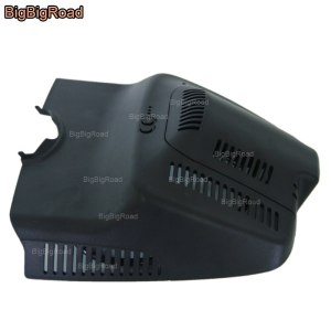 BigBigRoad For Mercedes-Benz GLK X204 200 260 300 350 2011 2012 -2015 High configuration Car Video Recorder Dash cam Wifi DVR