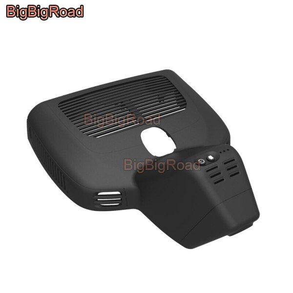 BigBigRoad For For Mercedes Benz GLE 2020 Car Video Recorder Wifi DVR Dash Cam Camera FHD 1080P Wide Angle
