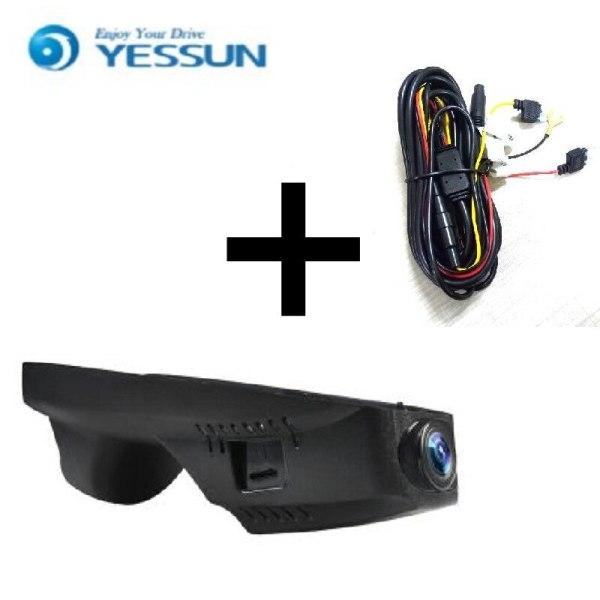 YESSUN for Ford Escape Car Driving Video Recorder DVR Mini Wifi Camera Novatek 96658 FHD 1080P Dash Cam Original Style