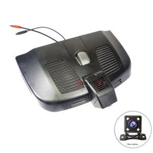 WiFi APP Manipulation Car DVR Video Recorder For mercedes benz V250 V260 Dash cam SONY IMX323 Hidden Installation Control by App