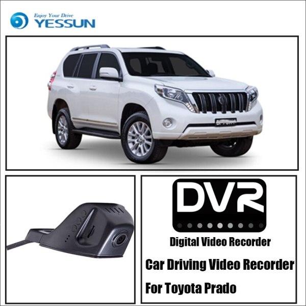 Toyota Prado Front Dash Cam Android APP