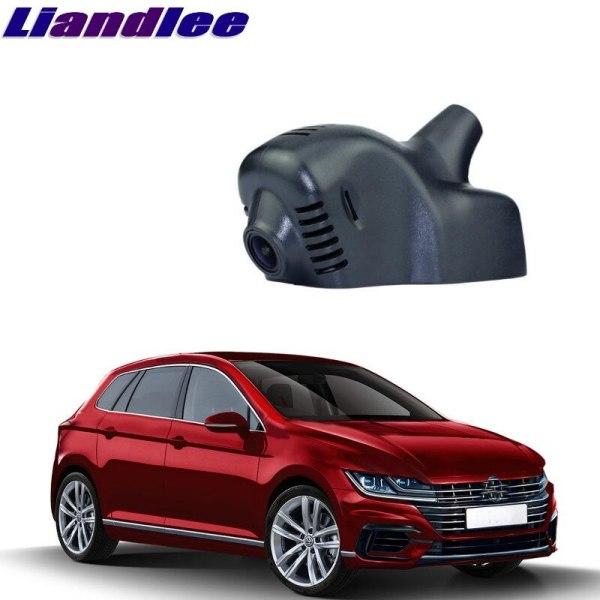 Liandlee For Volkswagen VW Polo 6Q / 9N / 9N3 6R / 6C / 61 2002~2017 Car Road Record WiFi DVR Dash Camera Driving Video Recorder