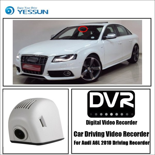 A6 C6 4F S6 DVR Wifi Video Recorder Dash Cam