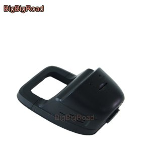 BigBigRoad For Volkswagen Golf Jetta Magotan Sagitar Caravelle Amarok Transporter Car dash camera wifi DVR Video Recorder