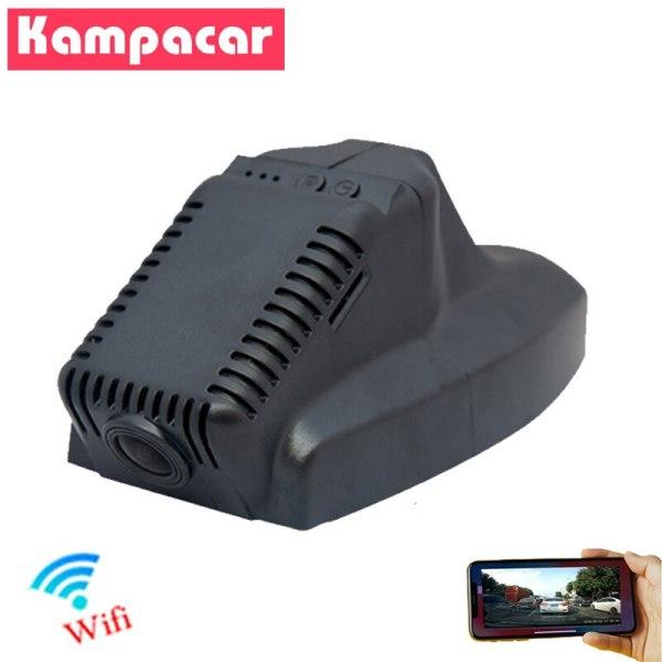 Kampacar 1080P Wifi Car DVR Dash Cam Camera Video Recorder for BMW 3 5 7 X3 X5 E46 E65 E60 E90 E70 E71 E81 E83 E84 F01 F10 F20