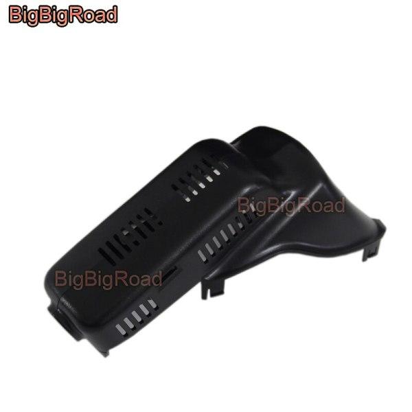 BigBigRoad For volvo XC60 Low Configured 2009 2010 2011 2012 2013 2014 2015 2016 2017 Car Video Recorder Car Wifi DVR Dash Cam