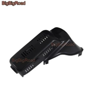 BigBigRoad For volvo XC60 Low Configured 2009 2010 2011 2012 2013 2014 2015 2016 2017 Car Video Recorder Car Wifi DVR Dash Cam