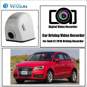 YESSUN for Audi A1 2016 Driving Recorder Car Dvr Mini Wifi Camera Full HD 1080P Car Dash Cam Video Recorder Original Style