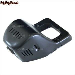 BigBigRoad For Ford Figo APP control Car wifi DVR Video Recorder Novatek 96655 Dash Cam night vision G-sensor