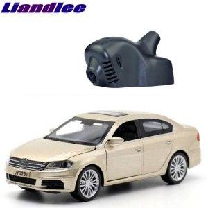 Liandlee For Volkswagen Lavida 2008~2012 Car Road Record WiFi DVR Dash Camera Driving Video Recorder