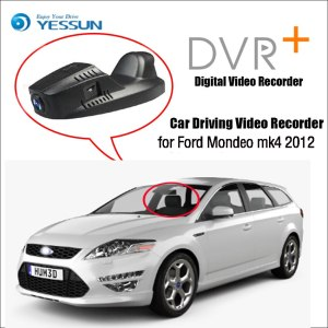 For Ford Mondeo mk4 2012 Car Mini DVR Driving Video Recorder Control APP Wifi Camera / Registrator Dash Cam Original Style
