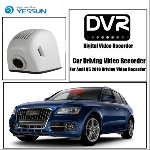YESSUN for Audi Q5 2016 Driving Video Recorder Car Dvr Mini Wifi Camera Full HD 1080P Car Dash Cam Original Style
