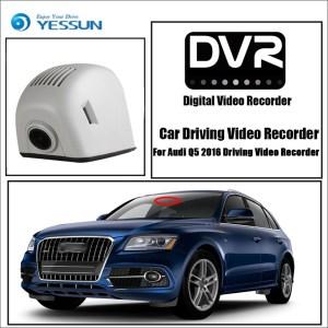 YESSUN for Audi Q5 2016 Driving Video Recorder Car Dvr Mini Wifi Camera Full HD 1080P Car Dash Cam Original Style
