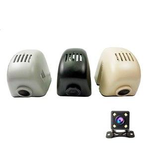 WiFi APP Manipulation Car DVR Camera Video Recorder 1080p Novatek 96655 dvrs Dash Cam For Old Audi A6L/A4L/A5/Q7/TT/Q3