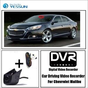 YESSUN for Chevrolet Malibu Car Driving Video Recorder DVR Mini Wifi Camera FHD 1080P Dash Cam Night Vision