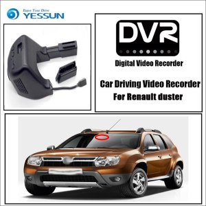 YESSUN for Renault duster Car Wifi DVR Mini Camera Driving Video Recorder Novatek 96658 Registrator Dash Cam Night Vision