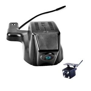 WiFi APP Manipulation Car DVR Camera For Renault Kadjar 2015 Koleos 2017 Dual Video Recorder Dash Cam