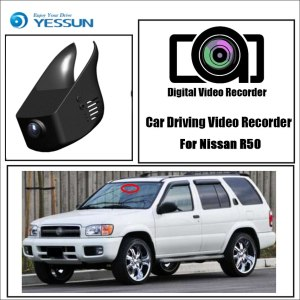 YESSUN for Nissan R50 Car DVR Mini Wifi Camera Driving Video Recorder Novatek 96658 Registrator Dash Cam Original Style