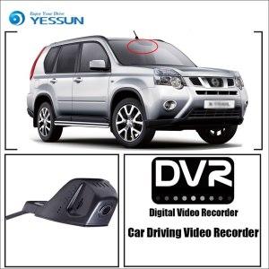 YESSUN for Nissan X-Trail Car Wifi DVR Mini Camera Driving Video Recorder Novatek 96658 Registrator Dash Cam Night Vision