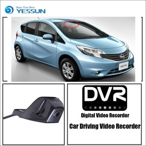 YESSUN for Nissan note Car Driving Video Recorder Wifi DVR Mini Camera Novatek 96658 FHD 1080P Dash Cam Night Vision