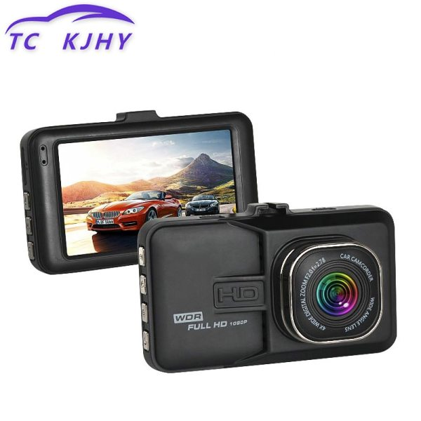 HD 1080P Dashcam 170 Wide-angle Driving Recorder Vehicle Gravity Sensing 3 Inch Dash Camera Mini Dash Cam Night Vision Car DVR