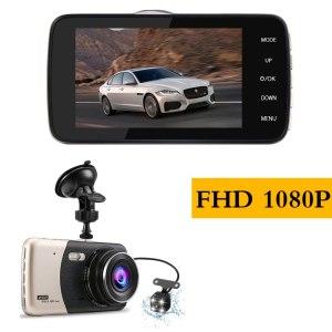 2017 New 4.0 Inch IPS Screen Car DVR Novatek Car Camera T810 Oncam Dash Camera Full HD 1080P Video 170 Degree Dash Cam free ship