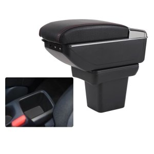 CITYCARAUTO Stowing Tidying INTERIOR CENTROL ARMREST BOX STORAGE FIT FOR NISSAN KICKS CAR INTERIOR ARMREST BOXES