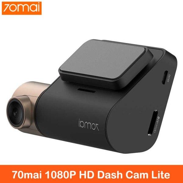XiaoMi 70mai Dash Cam Lite SONY Sensor 1080P HD Night Vision 70 MAI Car DVR 70mai 24H Parking Monitor Car DVR WIFI Car Camera