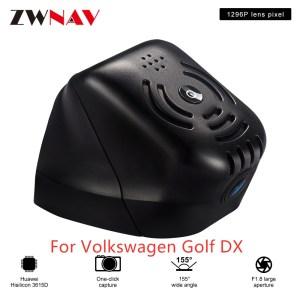Volkswagen Golf DX DVR Dash cam Car front camera WIfi