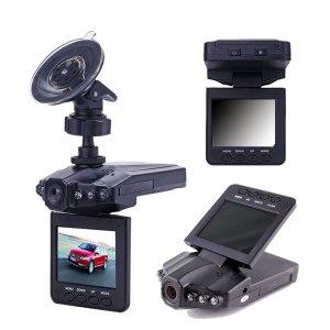 LAUTO 2.4 Inch Car DVR Camera Recorder 6 IR LED 1080P HD Night Vision Vehicle Video Recorder 270 Degrees Rotate Car Dash Cam