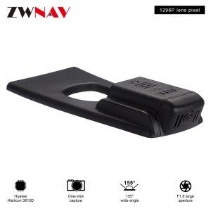 car recorder For Citroen C5 DX 2012-2016 original dedicated Hidden Type Registrator Dash Cam DVR Camera WiFi 1080P