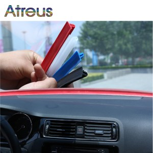 1.6M Car Dashboard Edges Gap Sound Seal Strip For Audi A4 B8 B7 B9 A3 8P 8V 8L Q5 A5 A6 C6 C5 C7 Skoda Octavia 2 VW Passat B5 B6