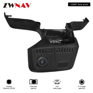 car recorder for BMW 5Series 2018-2019/BMW 7Series 2016-2018 dedicated Hidden Type Registrator Dash Cam DVR Camera WiFi 1080P