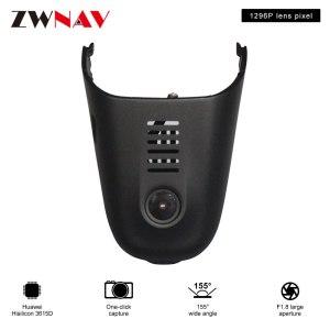 car DVR recorder For Trumpchi GA4 GA8 GS7 GS8 original dedicated Hidden Type Registrator Dash Cam Camera WiFi 1080P