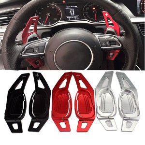 New Car Steering Wheel Shift Paddle Shifter For AUDI A5 S3 S5 S6 SQ5 RS3 RS6 RS7