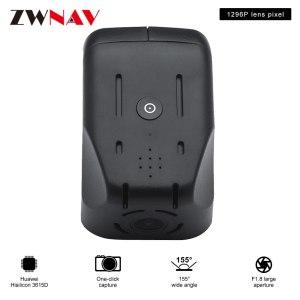 car DVR recorder For Nissan low version Version original dedicated Hidden Type Registrator Dash Cam Camera WiFi 1080P