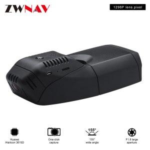 car DVR recorder For Candillac SRX 2012-2015 original dedicated Hidden Type Registrator Dash Cam Camera WiFi 1080P