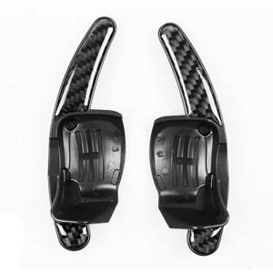 2pcs Car Steering Wheel Shift Paddle Blade Shiftersteering Wheel Shifter Car Styling Suitable For Volkswagen Golf 5/Polo/Jedda