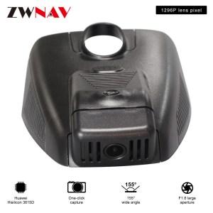 car recorder For Benz C 2015-2019/GLC GL/ E 2018-2019 original dedicated Hidden Type Registrator Dash Cam DVR Camera WiFi 1080P