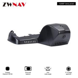 car recorder for BMW X3 2018 original dedicated Hidden Type Registrator Dash Cam DVR Camera WiFi 1080P