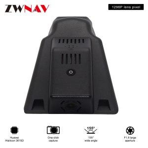 car DVR recorder For Taurus/Explorer/ EVEREST/Lincoln MKC X original dedicated Hidden Type Registrator Dash Cam Camera WiFi1080P
