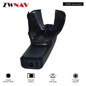 car DVR recorder For S60 2014-2019/V60 2012-2017 Version original dedicated Hidden Type Registrator Dash Cam Camera WiFi 1080P