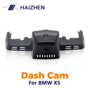 HAIZHEN Dash Cam 1920x1080P HD Video Recorder 6-Lens WiFi APP Dedicated Hidden Style Car DVR Camera for BMW X5 Free Shipping