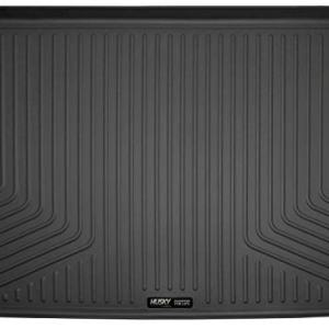 Husky Liners Fits 2015-19 Cadillac Escalade ESV, 2015-19 Chevrolet Suburban, 2015-19 GMC Yukon XL Cargo Liner Behind 3rd Seat