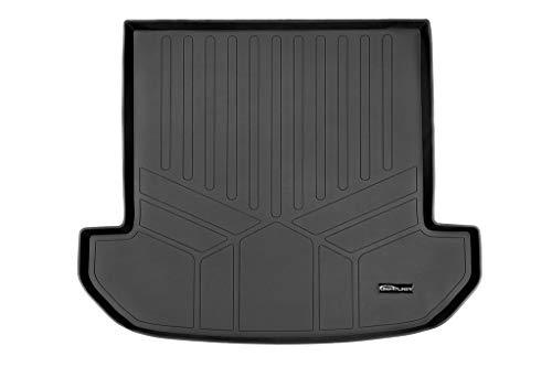 MAXLINER All Weather Cargo Liner Floor Mat Behind 2nd Row Black for 2016-2019 Kia Sorento 7-Passenger Model Only