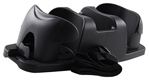 Hopkins SMT Go Gear Twin Cupholder, (Black)