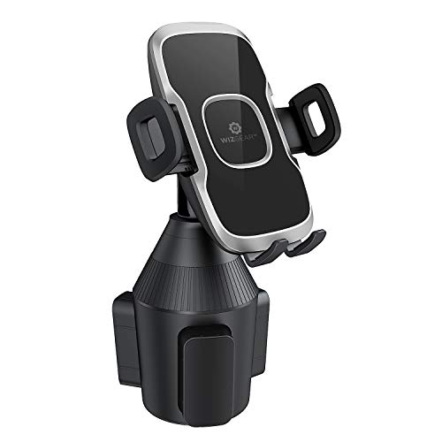 Cup Phone Holder for Car, WizGear Car Cup Holder Phone Mount Adjustable Automobile Cup Holder Smart Phone Cradle Car Mount